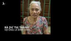 Bà Dư Thị Thành bị dân chủ cuội biến thành diễn viên tồi trong vụ Đồng Tâm