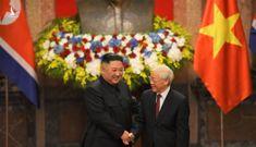 Tổng bí thư, Chủ tịch nước chúc mừng ông Kim Jong Un