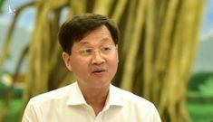 Tổng thanh tra Chính phủ: 'Nhiều người bị tố cáo là nhân sự đại hội đảng các cấp'