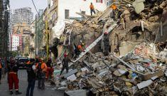 Tìm thấy dấu hiệu sự sống một tháng sau vụ nổ Beirut, trong một tòa nhà đổ nát
