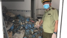 Truyền thông thế giới ngỡ ngàng vụ lực lương Cảnh sát phát hiện tái chế 320.000 bao cao su ở Bình Dương