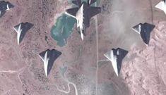 Không quân Mỹ đã bí mật bay thử chiến đấu cơ thế hệ mới