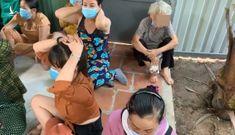 Phá sòng bạc quý bà đầy tiền án tiền sự ở vùng ven Sài Gòn