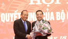 Chia sẻ của tân Phó Bí thư Chu Ngọc Anh khi nhận nhiệm vụ mới