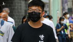 Hoàng Chi Phong bị cảnh sát Hong Kong bắt