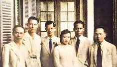 Bức ảnh hiếm hoi về đám cưới Thủ tướng đầu tiên của Việt Nam
