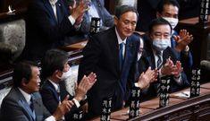 Ông Yoshihide Suga trở thành tân thủ tướng Nhật
