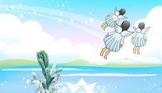 Những đôi cánh thiên thần bay về miền cực lạc!