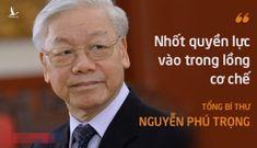"""Tại sao Bùi Thanh Hiếu lại lu loa Tổng bí thư Nguyễn Phú Trọng """"hết thời"""""""