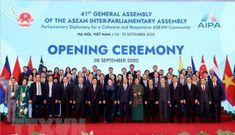 Việt Nam đã có những đóng góp tích cực trong Năm Chủ tịch AIPA