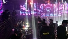 Cảnh sát bắt 102 người dương tính ma túy trong quán bar