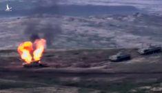 Chiến sự nảy lửa, hàng loạt xe tăng máy bay của Azerbaijan bị tiêu diệt