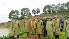 Phó thủ tướng Trịnh Đình Dũng khẳng định Hồ Kẻ Gỗ đã an toàn