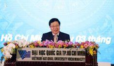 Phó thủ tướng Phạm Bình Minh: 'Công dân đám mây' thông thạo nhiều ngoại ngữ càng tốt