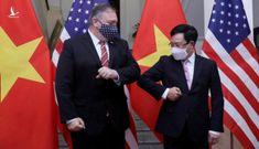 Ông Pompeo: Mỹ cam kết duy trì quan hệ ổn định, tiếp tục hợp tác với Việt Nam