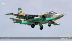 Su-25 nghi của Azerbaijan bị bắn rơi ở Nagorno-Karabakh