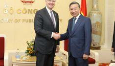 Thúc đẩy hơn nữa hợp tác giữa Bộ Công an Việt Nam và các cơ quan hữu quan Hoa Kỳ