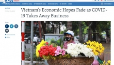 """VOA: Hy vọng nền kinh tế tan biến vì Covid-19 khiến nhiều doanh nghiệp """"bốc hơi"""""""