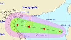 Áp thấp nhiệt đới khả năng mạnh lên thành bão, Trung Bộ tiếp tục mưa lớn