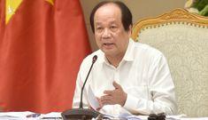 Bộ trưởng Mai Tiến Dũng: 'Rất khổ vì văn bản chồng chất'