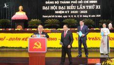 Ra mắt Ban Chấp hành Đảng bộ TP.HCM nhiệm kỳ 2020 – 2025