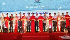 Lễ khai trương bến xe Miền Đông mới hiện đại bấc nhất Việt Nam