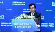Việt Nam ủng hộ khu vực Ấn Độ Dương – Thái Bình Dương hòa bình, phát triển