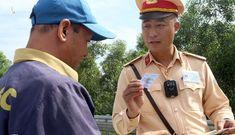 Cảnh sát giao thông sẽ giảm lập chốt, tăng xử phạt qua camera