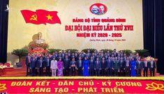 5 điều bất ngờ, chưa từng có tiền lệ ở Đại hội Đảng bộ Tỉnh Quảng Bình