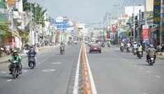 Dự án mở rộng đường Tô Ký, huyện Hóc Môn hơn 400 tỷ đồng hoàn thành