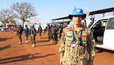 Thêm một sĩ quan Việt Nam trúng tuyển cán bộ trụ sở Liên Hợp Quốc