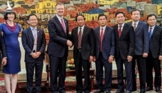 Đại sứ Mỹ mong muốn Hải Phòng ủng hộ dự án điện khí 5,1 tỷ USD của ExxonMobil