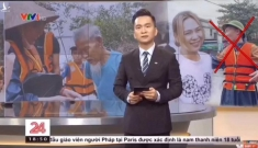 Bộ Công an triệu tập Huấn 'Hoa Hồng' vì giả mạo bản tin Chuyển động 24h của VTV