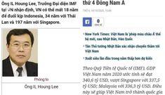Nền kinh tế Việt Nam vượt Singapore, Malaysia