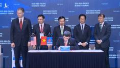 Việt Nam – Mỹ ký kết các thỏa thuận điện khí trị giá nhiều tỉ USD tại IPBF 2020