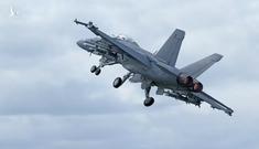 Rơi máy bay chiến đấu Hải quân Mỹ