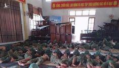 Giấc ngủ tạm của người lính đi tìm đồng đội và cứu giúp dân