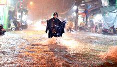 Áp thấp có thể mạnh thành áp thấp nhiệt đới, cả nước mưa gió dồn dập