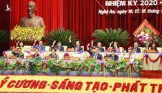 Thấy gì từ cách tổ chức Đại hội Đảng ở Nghệ An?