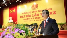 Ông Ngô Đông Hải tiếp tục được giới thiệu để bầu Bí thư Tỉnh ủy Thái Bình
