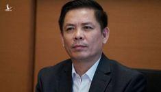 Bộ trưởng Nguyễn Văn Thể kêu gọi chung tay khắc phục hậu quả do mưa lũ