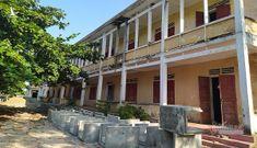 Hàng chục ngôi trường ở Hà Tĩnh bị bỏ hoang