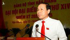 Phương án nhân sự của Hậu Giang được Bộ Chính trị đánh giá công phu