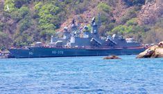 Bộ Quốc phòng điều tàu hải quân cứu ngư dân gặp nạn do bão số 9