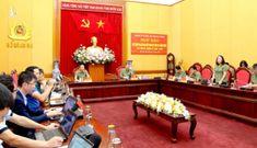 Đại hội Đảng bộ Công an Trung ương lần thứ VII sẽ diễn ra từ ngày 11 đến 13/10