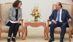 Thủ tướng Nguyễn Xuân Phúc: Thời gian tới, tình hình giải ngân ODA sẽ được cải thiện
