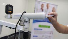 Thiết bị xét nghiệm COVID-19 bằng hơi thở, cho kết quả trong 1 phút