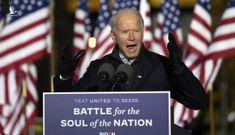 Biden kết thúc đêm vận động cuối, kêu gọi 'đòi lại' nền dân chủ
