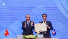 Bộ trưởng bộ Công thương nói gì về 'siêu hiệp định' RCEP?