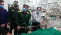 Chiến sĩ công binh hy sinh khi rà phá bom mìn ở Vị Xuyên